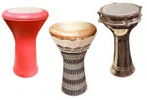 Darbukas - Trommeln, Percussion
