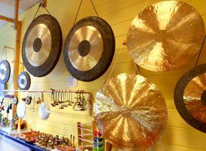 Gongs, Tam Tams in Berlin