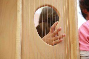 Klangerlebnis Harfe