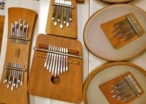 Kalimba, Sansula Musikinstrumente Berlin