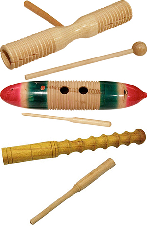 Guiro Percussion