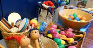 Musikinstrumente für Kinder Berlin