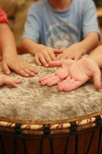 Klangerlebnis für Kinder